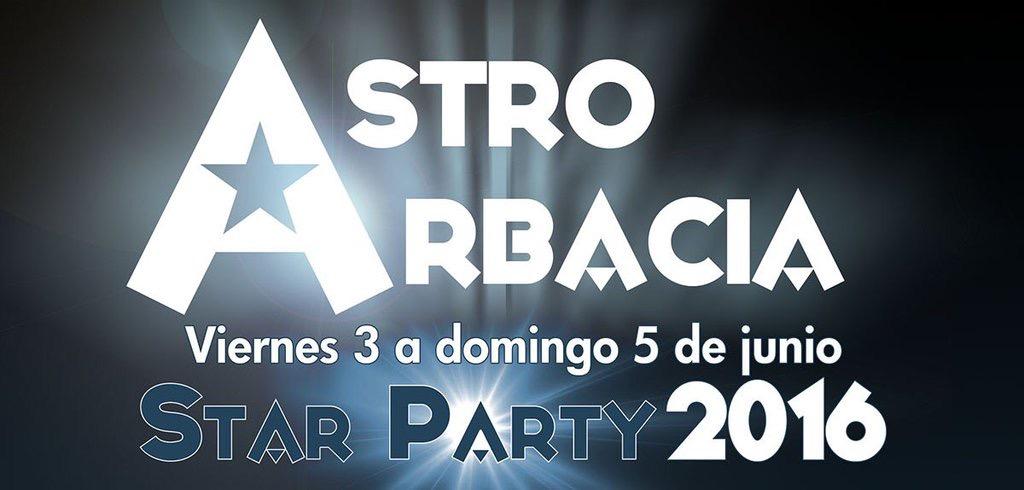 astroarbacia 2016