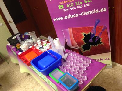 recursos para hacer experimentos para niñas y niños
