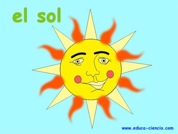 El Sistema Solar Infantil